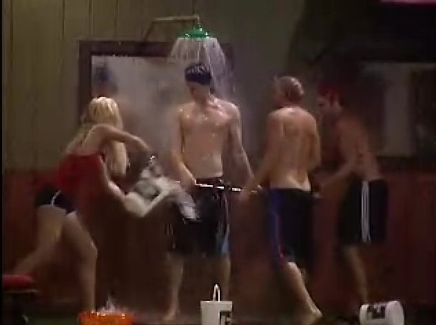 band shower